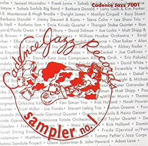 Cadence Jazz Records Sampler, Vol. 1