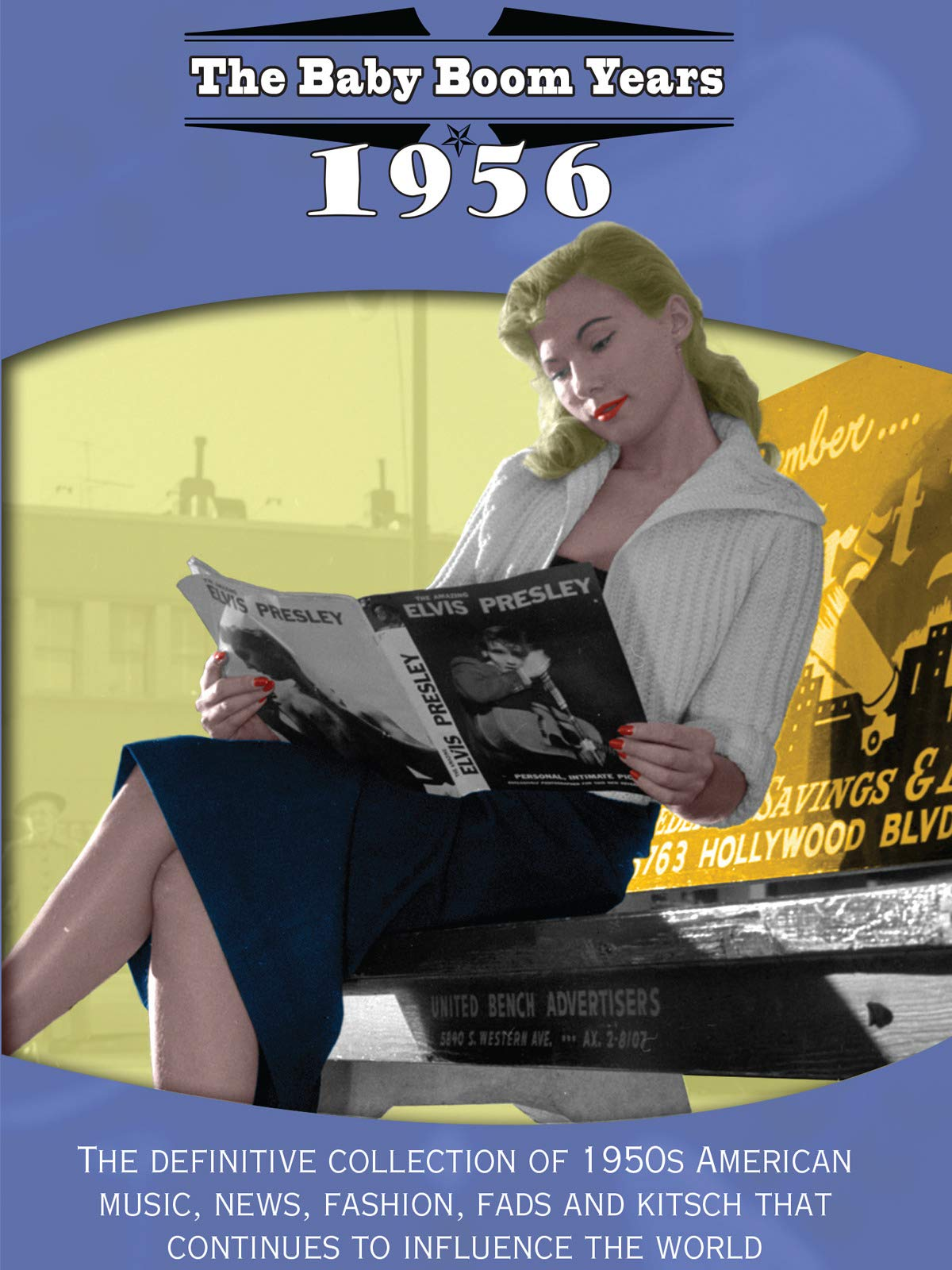 Baby Boom Years: 1956 on Amazon Prime Video UK