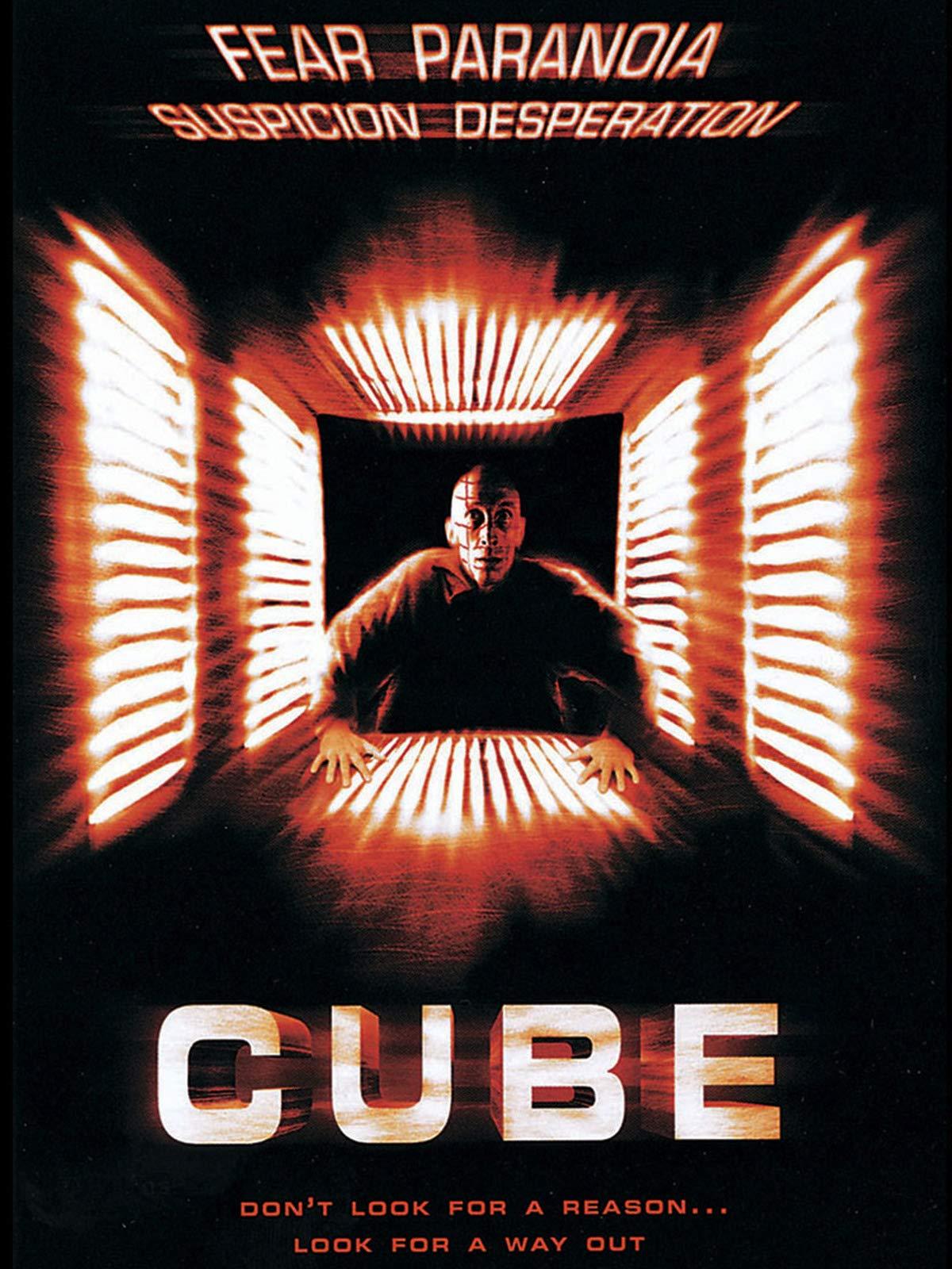 Cube on Amazon Prime Video UK