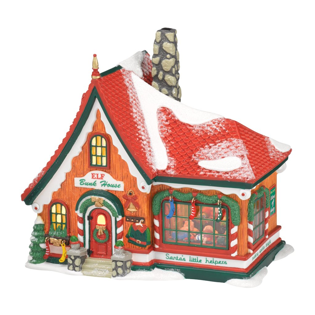 Dept 56 North Pole The Magic of Christmas Lighted House 4042390 Department 56 at Sears.com