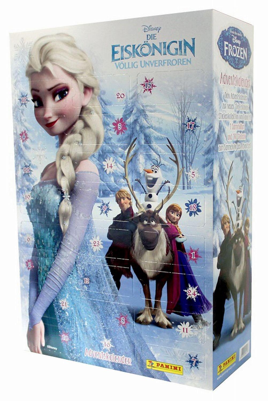 Panini 064568 - Adventskalender Disney