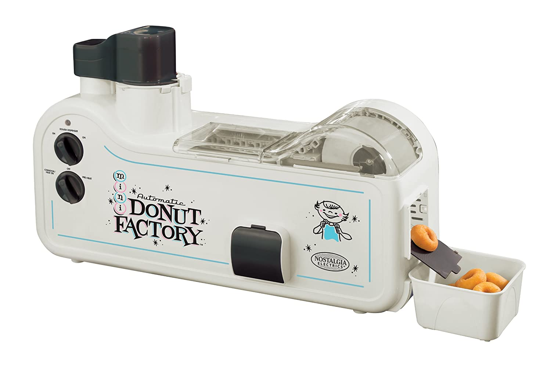 Gadgets Grasaffinity: Mini fábrica de donuts