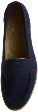 Penny Boat Shoes 11-31-0411-750: Navy