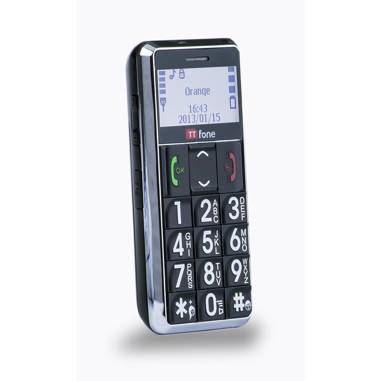 TTfone Senior Big Button Mobile Phone UNLOCKED TT099 Large ...