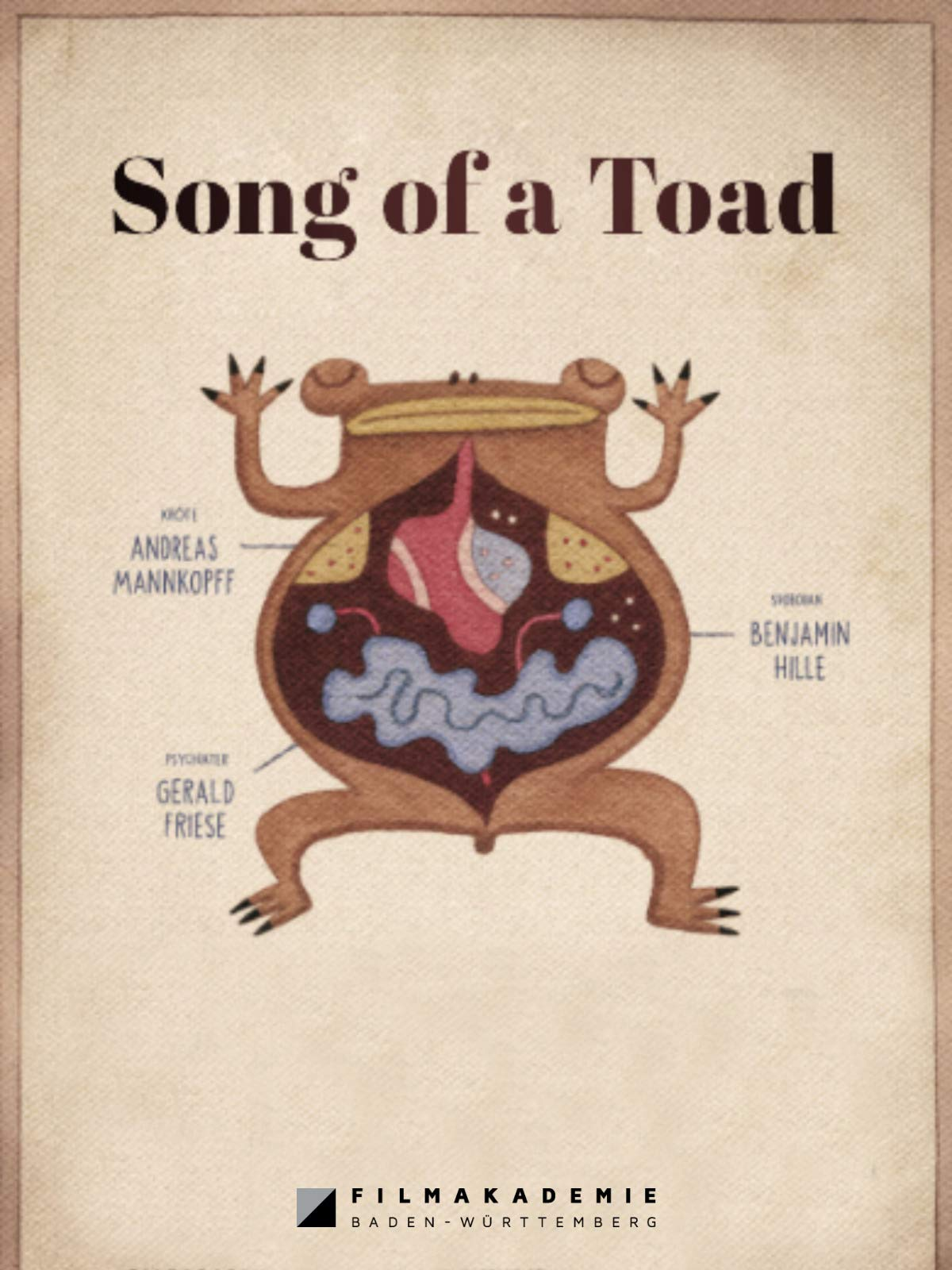 Song of a Toad on Amazon Prime Video UK