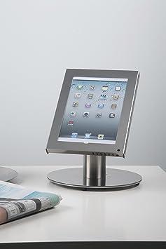 Support Odyssey pour iPad et iPad Air- acier inoxydable - modèle de table