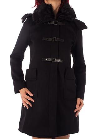 MEXX Damen Mantel MX3000543 schwarz 44