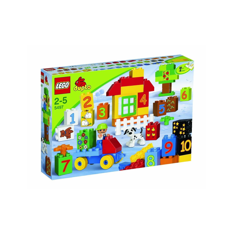 LEGO 5497 DUPLO Zahlen-Lernspiel