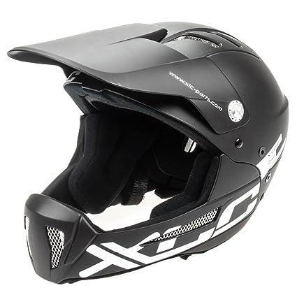 Casque XLC Full Face BH-F03 Noir Mat 2016