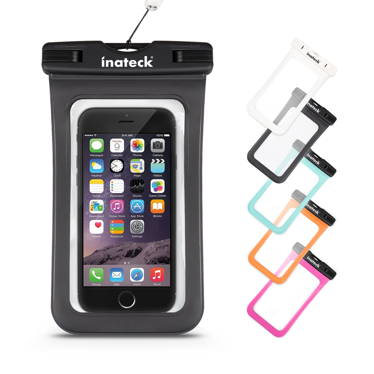 Amazon - Inateck Universal IPX8 Waterproof Case - $6.99