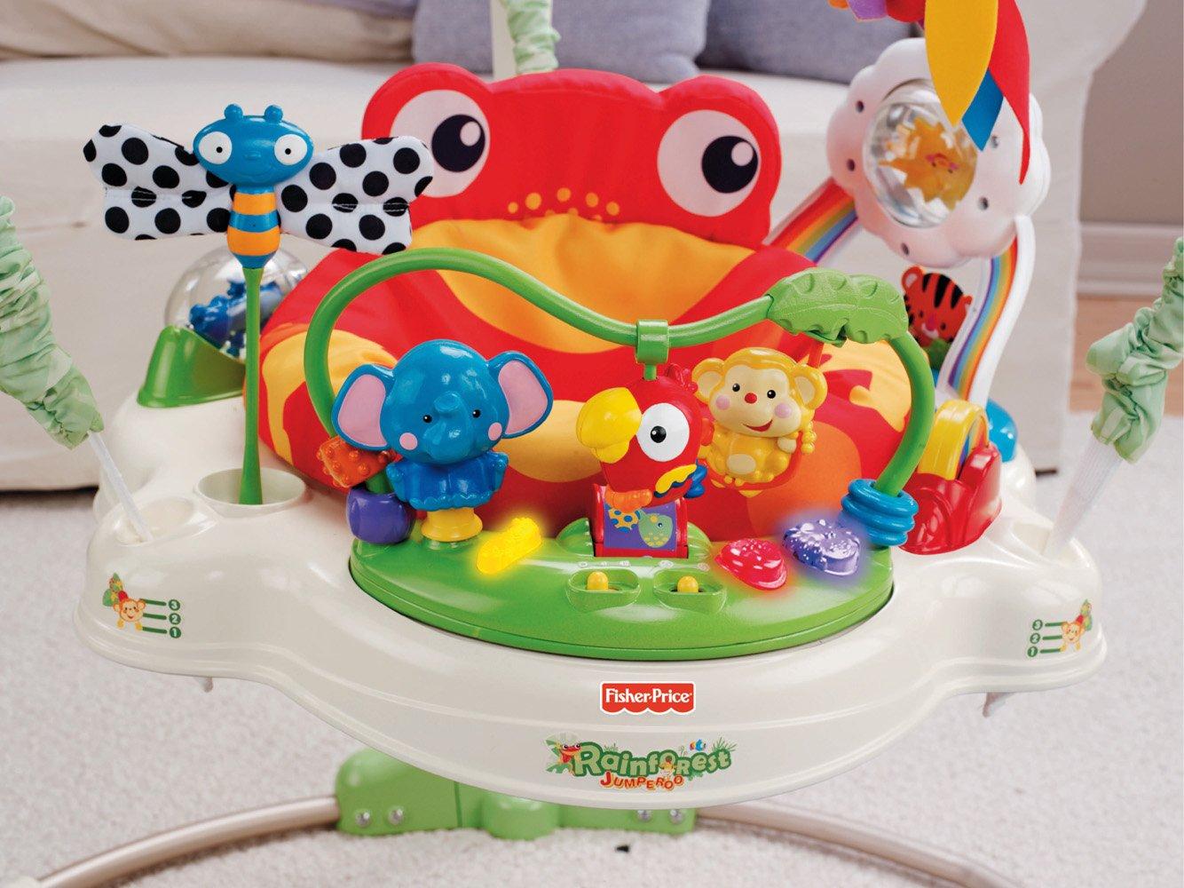 f2b5de71b Bingua.com - Amazon.com   Fisher-Price Rainforest Jumperoo   Infant ...