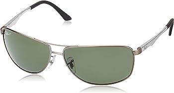 Ray-Ban Polarized Aviator Mens Sunglasses + $10.59 Sears Credit