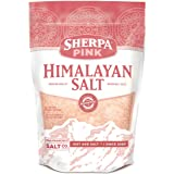 Sherpa Pink Gourmet Himalayan Salt, 10 lbs. Extra-Fine Grain. Incredible Taste. Rich in Nutrients and Minerals To Improve Your Health. Add To Your Cart Today. (Tamaño: 10 lb. Bag - Extra-Fine Grain)