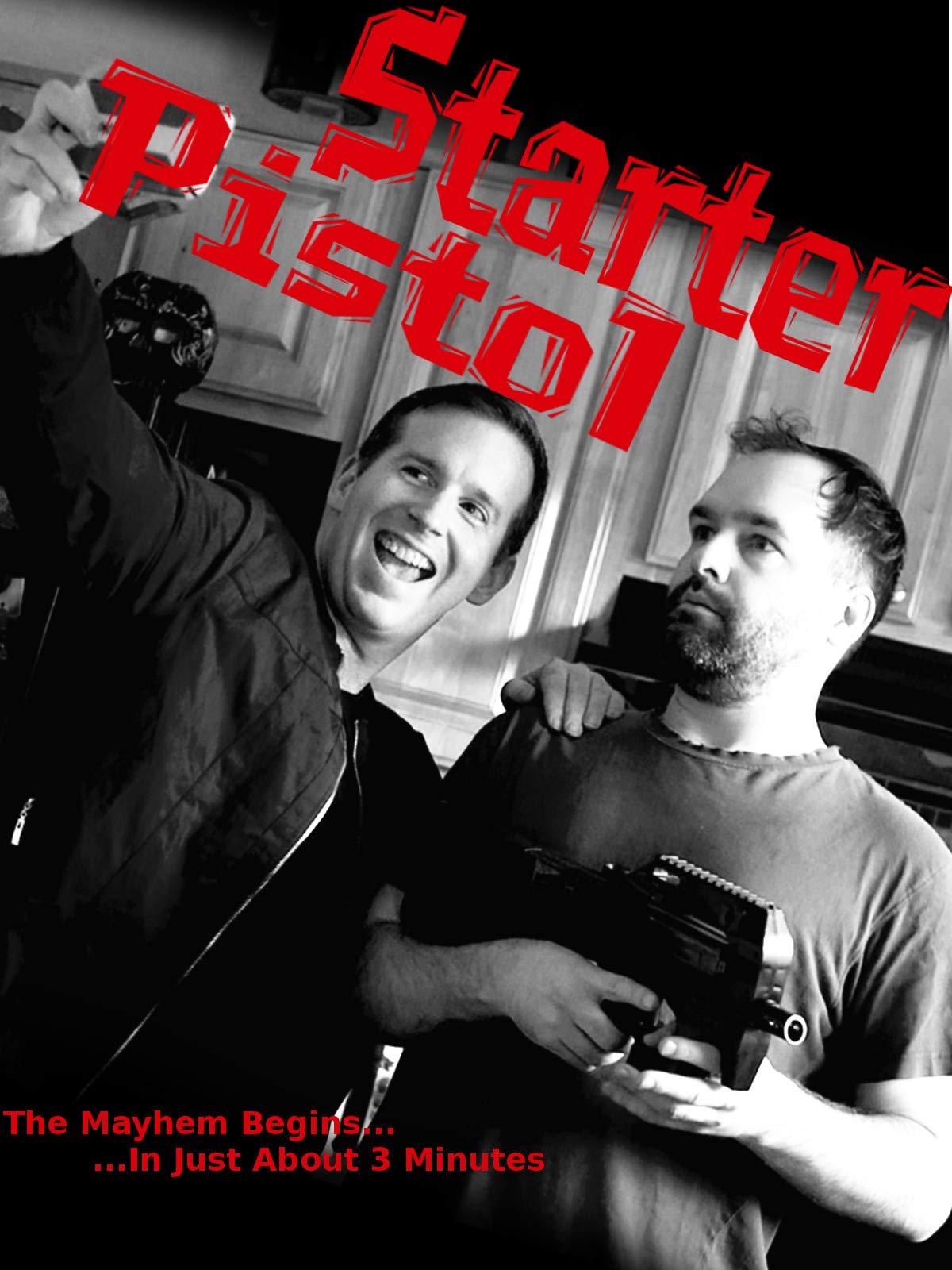 Starter Pistol on Amazon Prime Instant Video UK