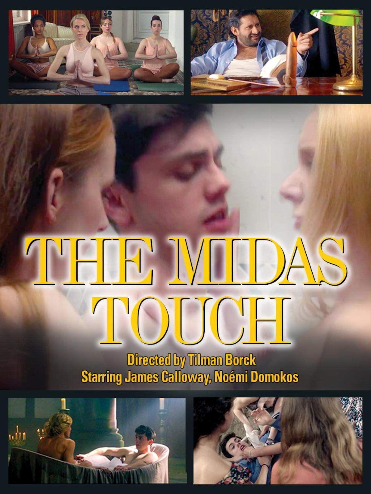 The Midas touch on Amazon Prime Video UK