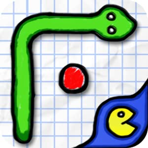 Doodle Snake by NER Brothers
