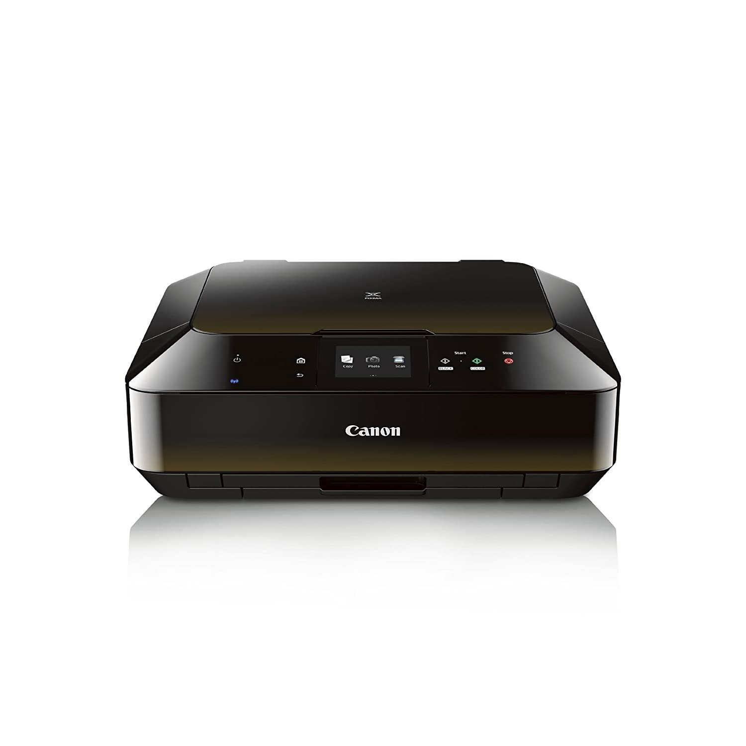 Canon PIXMA MG6320 Black Wireless Color Photo Printer with Scanner and Copier $79.99