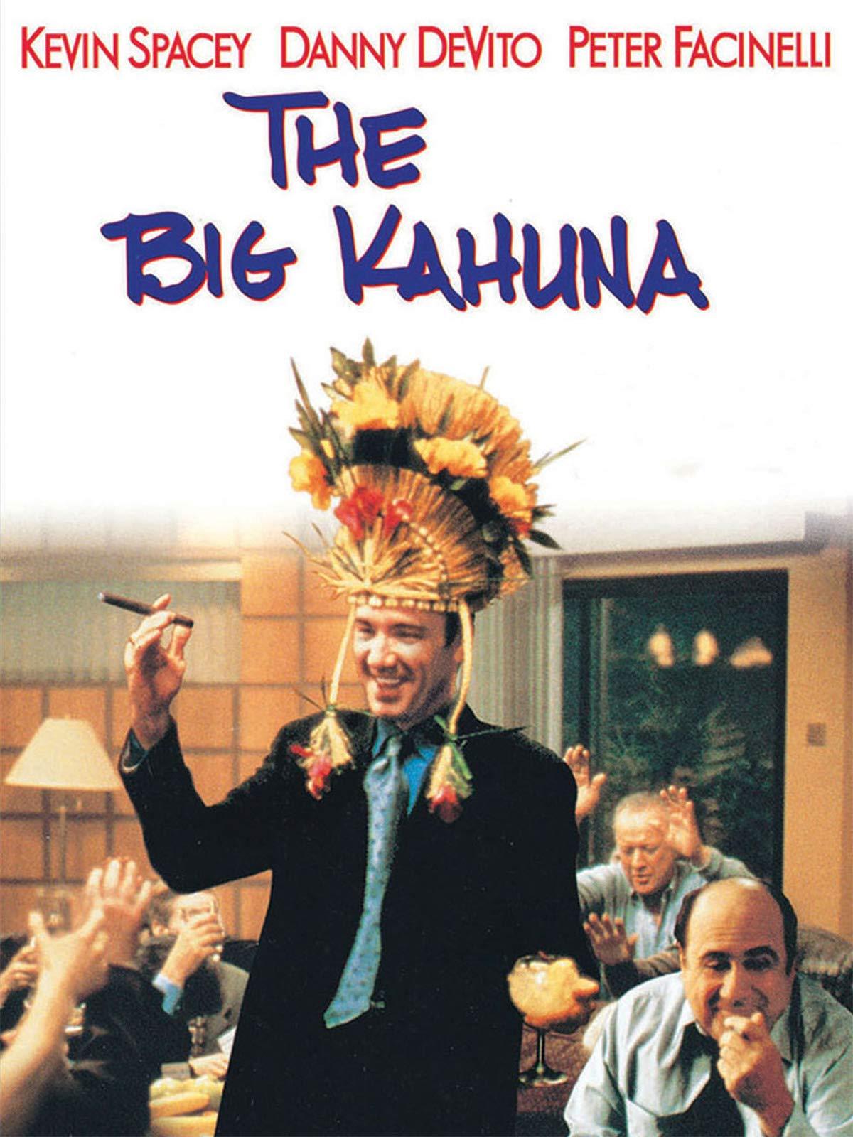 The Big Kahuna on Amazon Prime Video UK
