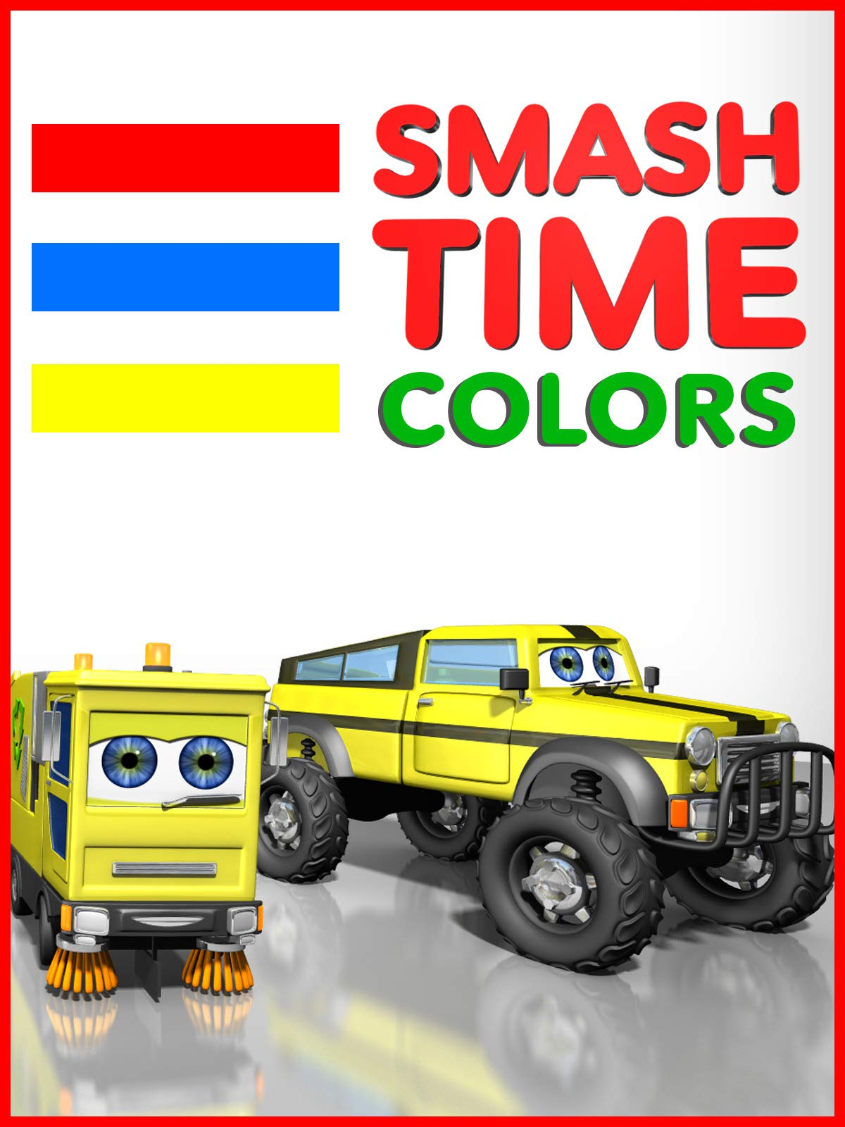 Smash Time Colors on Amazon Prime Instant Video UK