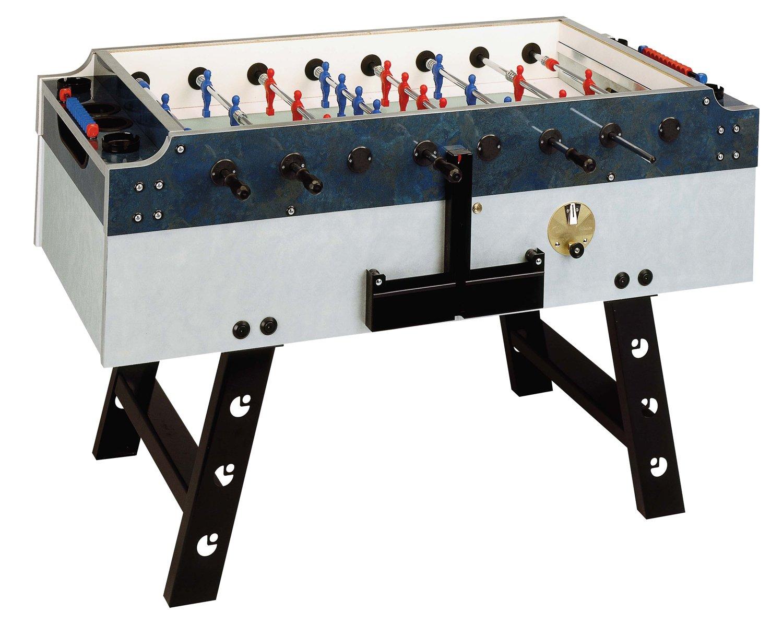 """Tischfußball """"Olympic Outdoor"""" (154 x 125 x 96 cm, blau / grau, Teleskopstangen (SA)) günstig kaufen"""
