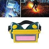 Zeaya Welding Protector Glasses, Pro Solar Auto Darkening Welding Mask Helmet Eyewear Goggles Welder Glasses