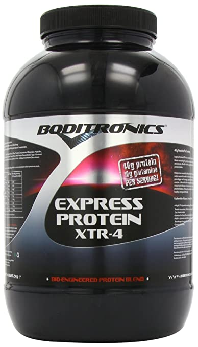 Express Protein XTR-4 2Kg Strawberry