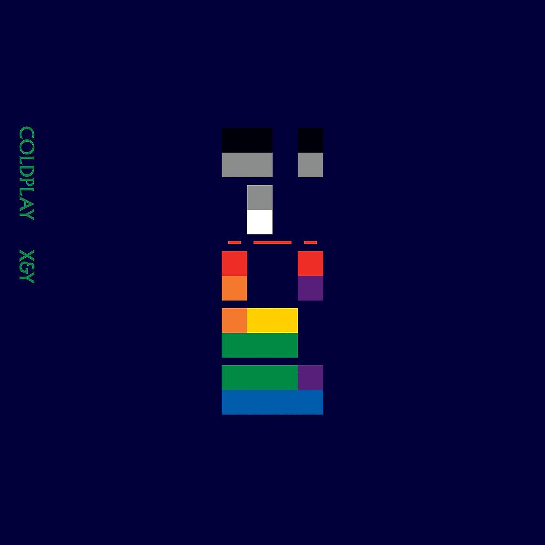 Coldplay - X ampY - Amazon com  X And Y Album Cover