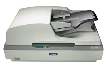 Epson GT 2500 Scanner à plat Legal 1200 ppp x 1200 ppp Hi-Speed USB