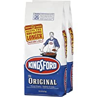 2-Pack Kingsford 18.6 lb. Charcoal Briquets