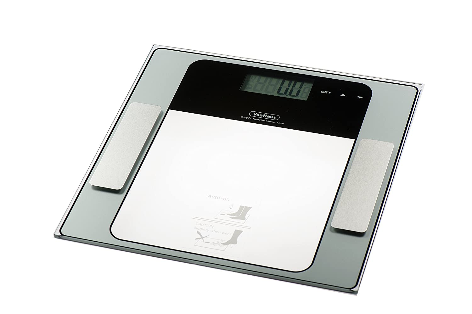 VonHaus Electronic Body Fat Analyser Scales
