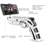 IPEGA PG-9082 BT Wireless Joystick AR GUN Gaming Controller For Samsung  S8/S9GALAXY note8 Huawei P20 OPPO A3  VIVO X21 ASUS Google Android Smart phones Tablet PC