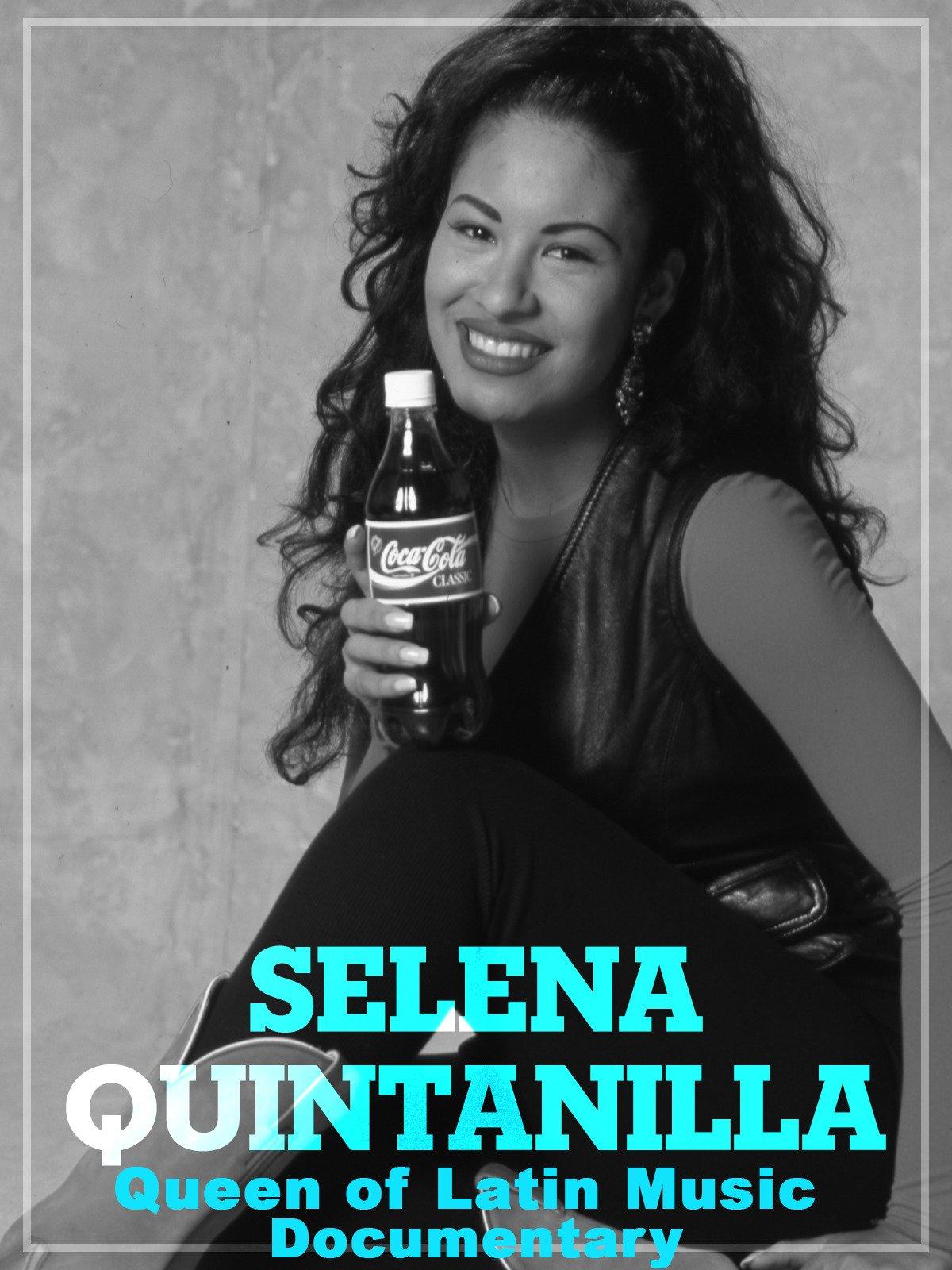 Selena Quintanilla Queen of Latin Music Documentary on Amazon Prime Video UK