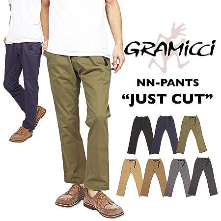 (グラミチ)GRAMICCI ニュー ナローパンツ ジャストカット 8817-FDJ