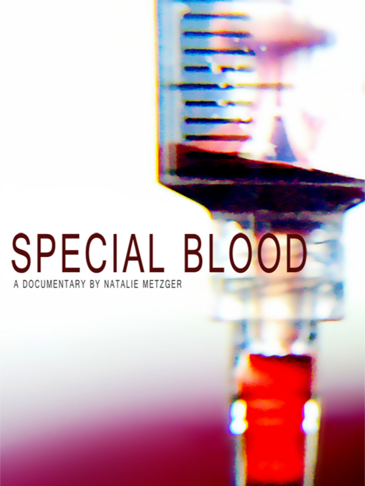 Special Blood on Amazon Prime Instant Video UK