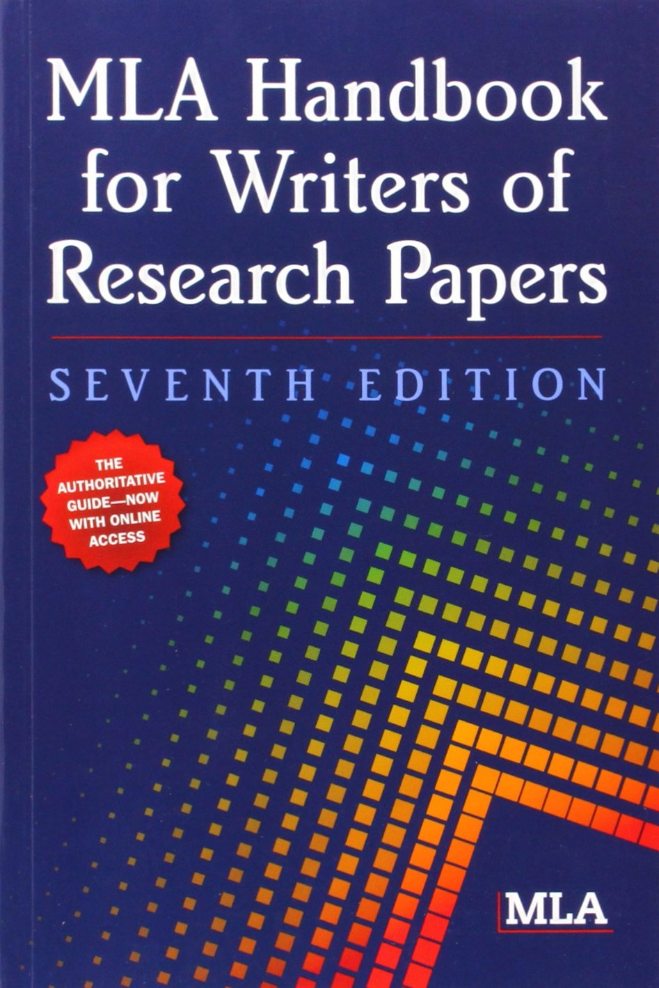buy mla handbook for writers of research papers mla handbook for buy mla handbook for writers of research papers mla handbook for writers of research ppapers book online at low prices in mla handbook for writers