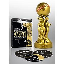 Scarface (1983) [4K Ultra HD + Blu-ray]