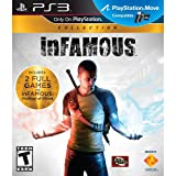 Infamous 1&2-Dual Pack for Sony PS3