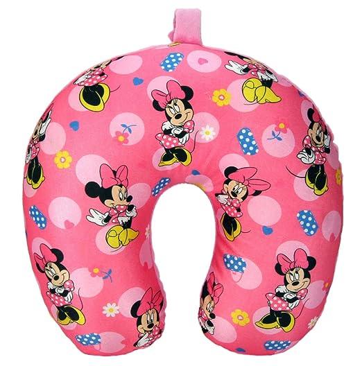 Disney Girl's Travel Neck Pillow