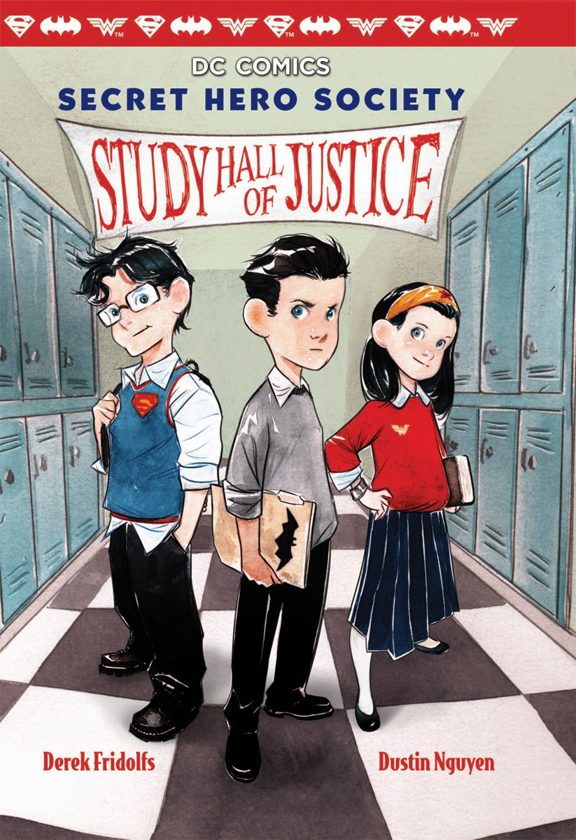Study Hall of Justice ISBN-13 9780545825016