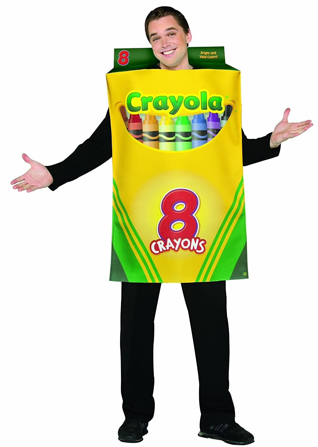Adult Crayola Costume