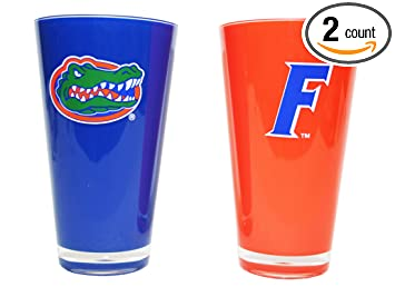 NCAA Set of Two 20 ounce Tumblers