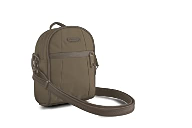 Pacsafe Luggage Metrosafe 100 Gii Hip And Shoulder Bag 93