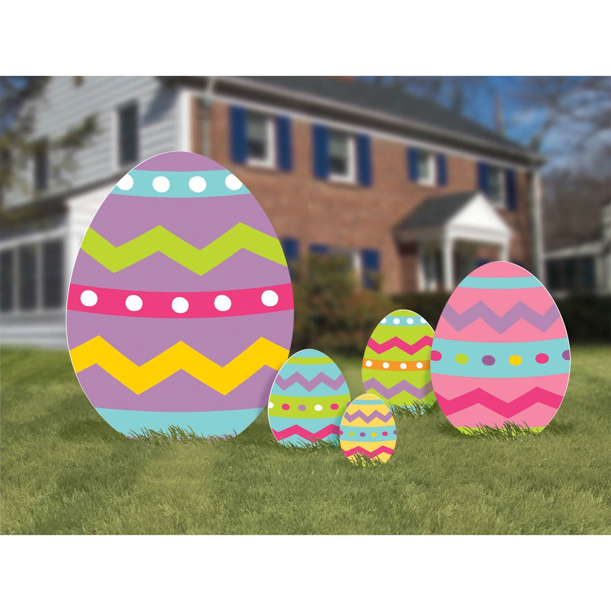 Easter Yard Stakes Easter Wikii
