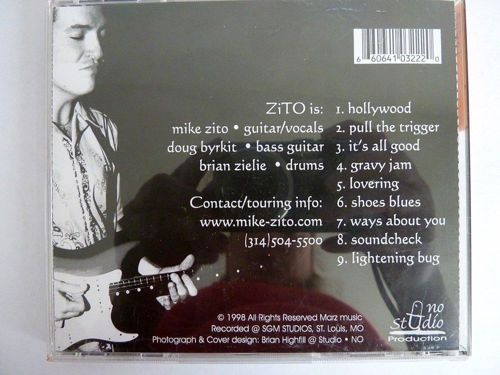 Zito Blue Room Amazon.com Mike Zito Blue
