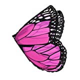 Douglas Pink Monarch Wings (Color: Pink, Tamaño: 20