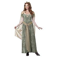 California Costumes Queen Guinevere Costume
