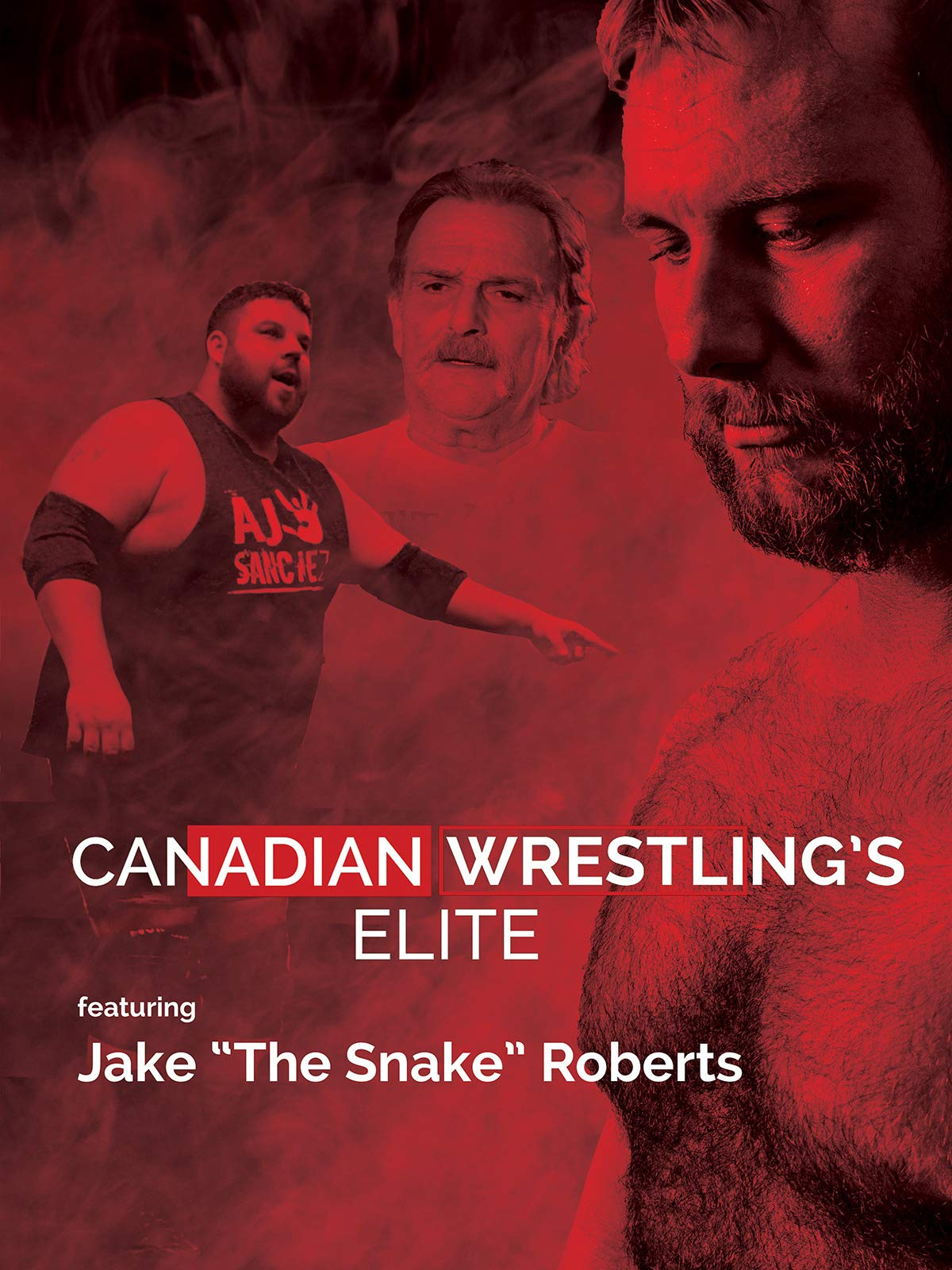 """Canadian Wrestling's Elite: Featuring Jake """"The Snake"""" Roberts on Amazon Prime Video UK"""