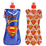 Sharkskinzz Folding Drinkware – Superman – Just $7.95!