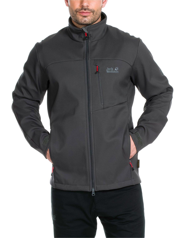 Jack Wolfskin Herren Softshell Jacke Foggy Mountain Jacket jetzt kaufen