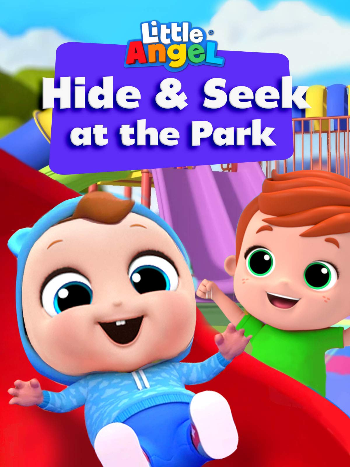 Hide and Seek at the Park - Little Angel on Amazon Prime Video UK